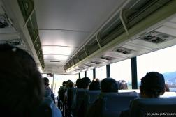 Inside the shuttle bus to Juneau Tram station from dock.jpg