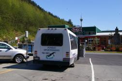 Juneau excursion Tour shuttle bus.jpg