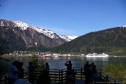 Beautiful View of Cruise Dock Area from Homestead Park in Juneau.jpg