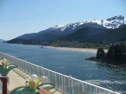 Pristine waters of Juneau coast as viewed from the Norwegian Pearl.jpg