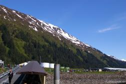 Base of mountain at Juneau Alaska.jpg